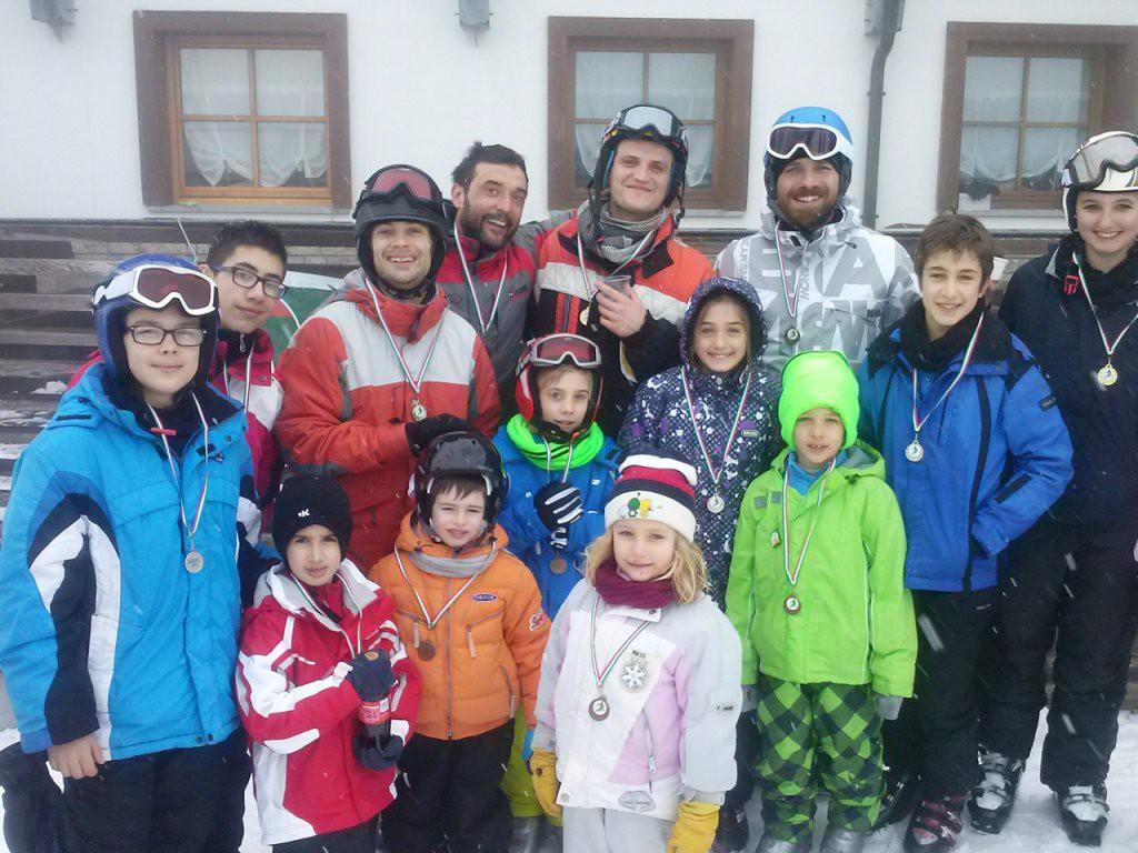 I vincitori di Avski 2015