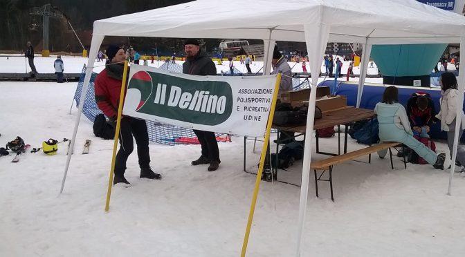 """IL DELFINO PARTECIPA ALL'INIZIATIVA DEI SUPERMERCATI IPER """"FACCIAMO SQUADRA"""""""