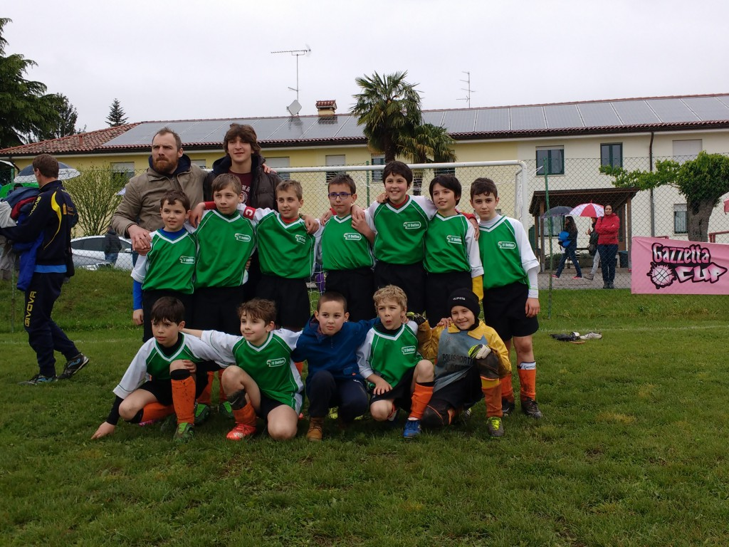 La squadra della categoria young